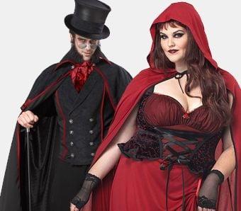 Halloween Kostüme große Größen