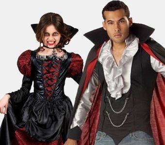 Halloween Vampirkostüme