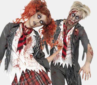 Halloween Zombie Kostüme