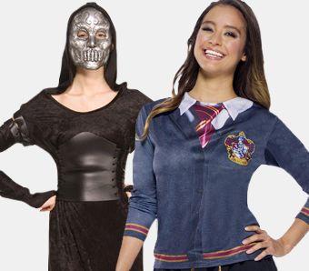 Harry Potter Kostüme für Damen