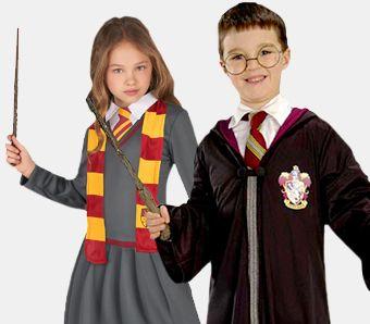 Harry Potter Kostüme für Kinder