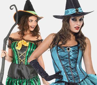 Hexen-Kostüme für Damen