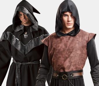 Hexen-Kostüme für Herren