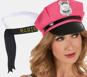 Hüte für den JGA