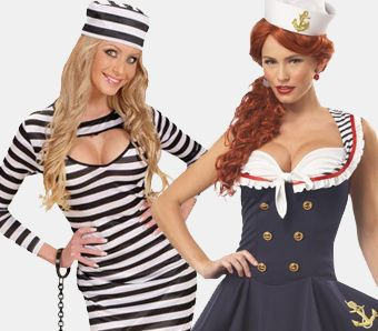 JGA Kostüme für Damen