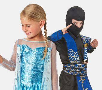 Karnevalskostüme für Kinder