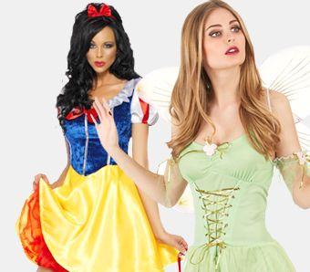 Märchen Kostüme für Damen