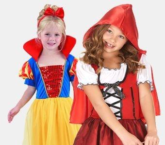 Märchen Kostüme für Kinder