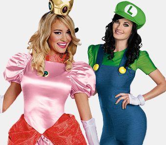 Mario Kostüme für Damen