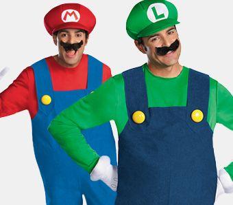 Mario Kostüme für Herren
