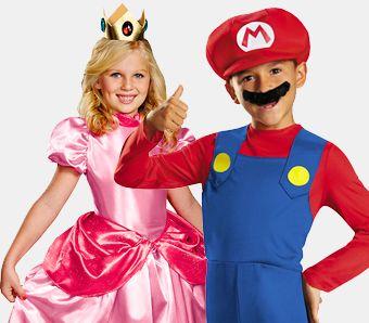 Mario Kostüme für Kinder