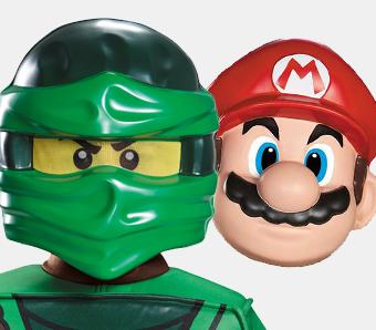 Masken für Mottopartys
