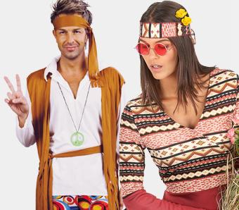 Motto-Kostüme 60er-Jahre