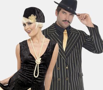 Motto-Kostüme für Paare & Gruppen