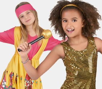 Mottoparty-Kostüme für Mädchen