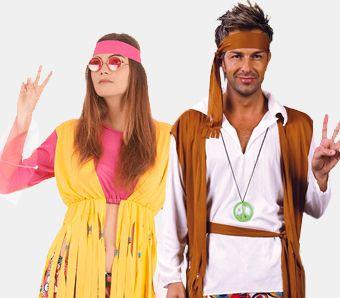 Mottoparty Kostüme für Paare