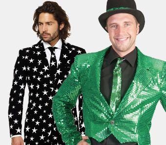 Neujahr Kostüme für Herren