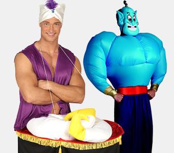 Orientalische Kostüme für Herren