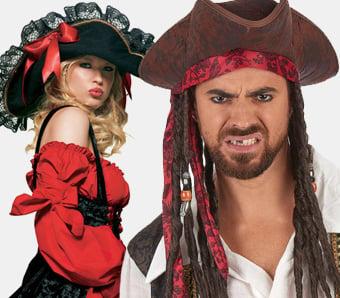 Piraten-Hüte