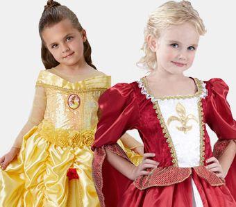 Prinzessinkostüme für Kinder