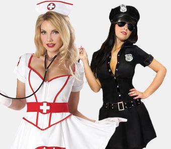Sexy Damen-Kostüme