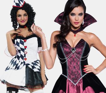 Sexy Halloween-Damenkostüme