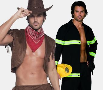 Sexy Herren-Kostüme