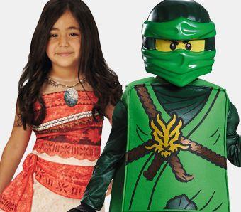 Film-Kostüme für Kinder