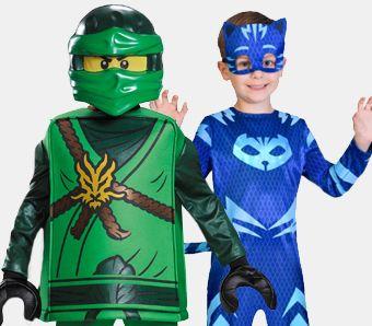 Superhelden Mottoparty Kostüme