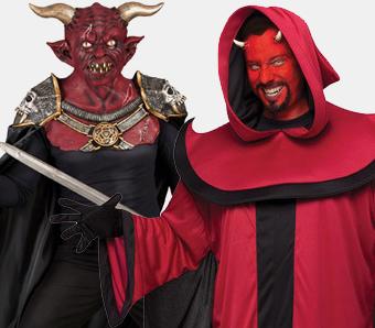 Teufelskostüme für Herren