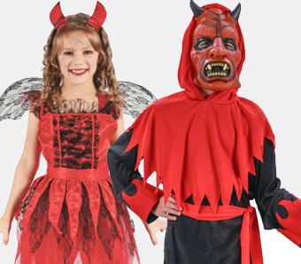 Teufelskostüme für Kinder