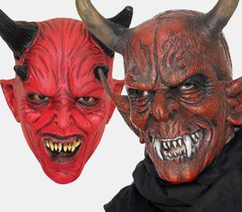 Schminken weiblicher teufel Teufel Halloween