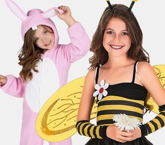 Tierkostüme für Mädchen