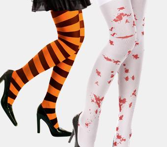Unterwäsche, Strümpfe & Tutus für Halloween