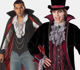 Vampir-Kostüme für Herren