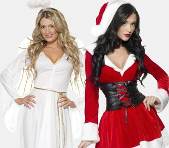 Weihnachtskostüme für Damen