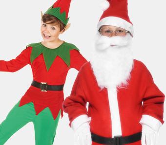 Weihnachtskostüme für Jungen