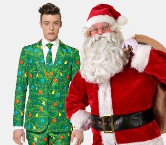 Weihnachtskostüme für Herren