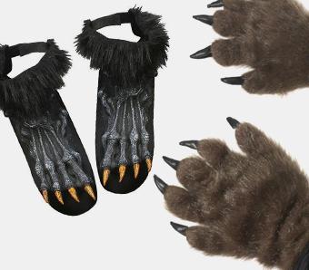 Werwolf- & Monster-Accessoires