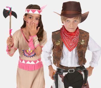 Western Kostüme für Kinder