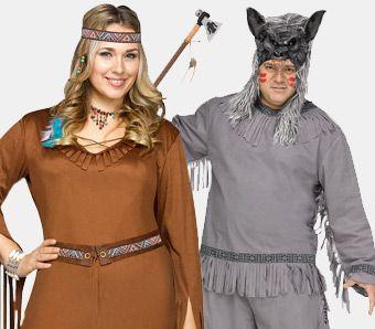 Western Kostüme große Größen
