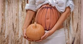 Halloween-Kostüme für Schwangere, die den Babybauch in Szene setzen