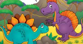 Alles zum Dino Geburtstag: Einladungen, Spiele, Aktivitäten, Essen und Deko