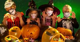 Halloween 2020 mit der ganzen Familie feiern!