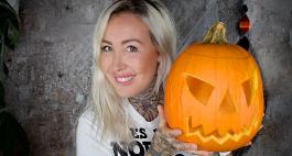 Halloween-Basteln: 5 leichte Kürbis-Schnitzvorlagen