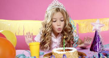 Prinzessinnen-Kindergeburtstag: Alles für einen glamourösen Kindergeburtstag