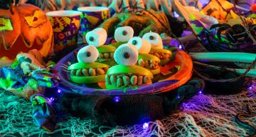 Halloween-Rezept: Leckere Monsterglubscher