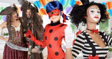 Karneval am 11.11. - Sessionseröffnung zu Hause