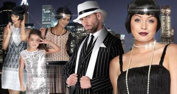 Zwischen Gatsby und Charleston: 20er-Jahre-Party organisieren