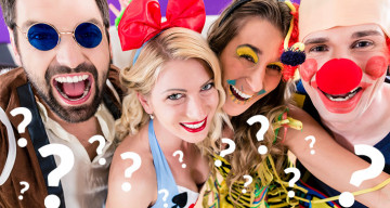 Persönlichkeitstest: Welches Kostüm passt zu mir?